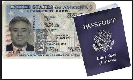 Best way to get a passport