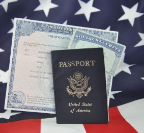 Proof of Citizenship for Passport Application